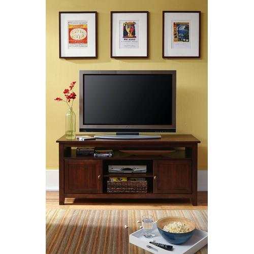 Sturbridge TV Stand in taupe Gray