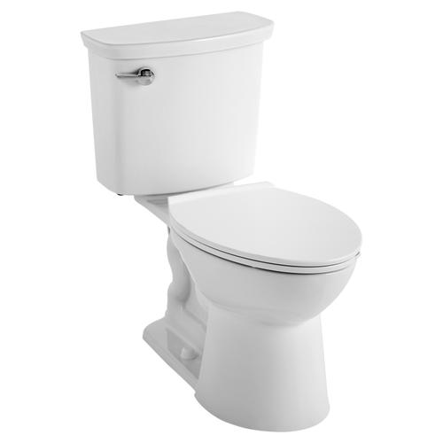 VorMax UHET Elongated Toilet  American Standard - White