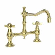 Forever Brass - PVD Kitchen Bridge Faucet