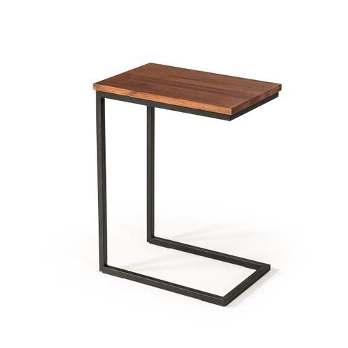 VIG Furniture - Modrest Turner Modern Aged Oak Side Table
