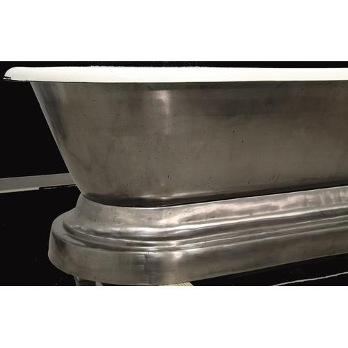 """Product Image - Doyle 67"""" Cast Iron Double Roll Top on Base"""