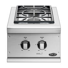 "14"" Series 7 Double Side Burner, Natural Gas"