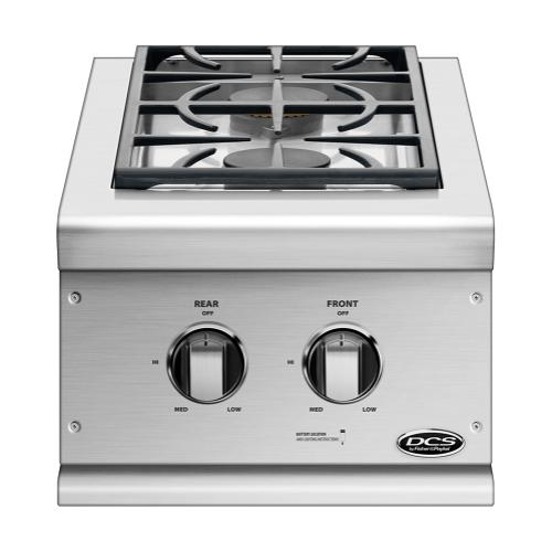 "14"" Series 7 Double Side Burner, Lp Gas"