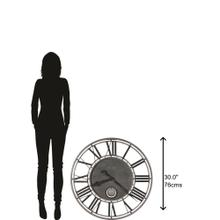 View Product - Howard Miller Marius Oversized Wall Clock 625707