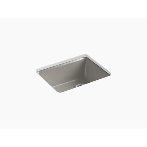 "Cashmere 25"" X 22"" X 9-5/8"" Undermount Single-bowl Kitchen Sink With Rack"