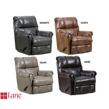 4208-19 Soft Touch - Rocker Recliner in Bark