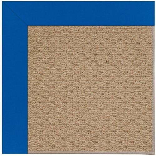 "Capel Rugs - Creative Concepts-Raffia Canvas Pacific Blue - Rectangle - 24"" x 36"""