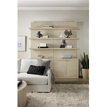 See Details - Cascade Bookcase Base and Hutch