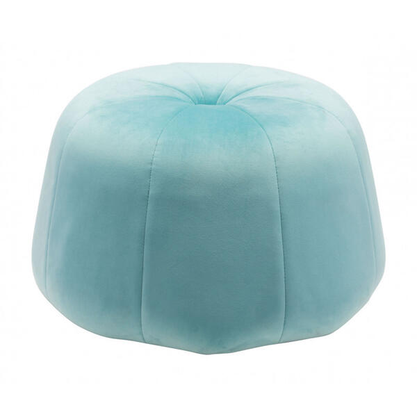 Dulcet Ottoman Light Blue
