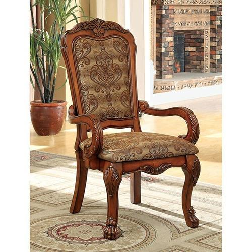 Medieve Arm Chair (2/Box)