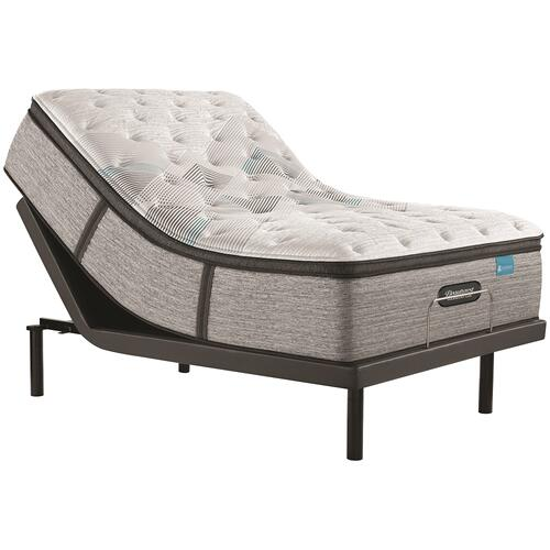 Beautyrest - Harmony Lux - Carbon Series - Plush - Pillow Top - Split Cal King