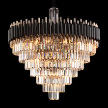 Symphony Round 37 Light Chandelier