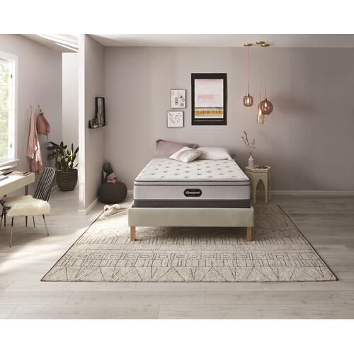 Beautyrest - BR800 - Plush - Euro Top - Full XL