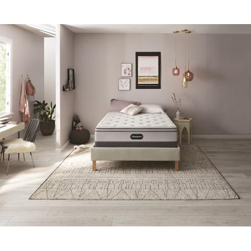 Beautyrest - BR800 - Plush - Euro Top - Queen