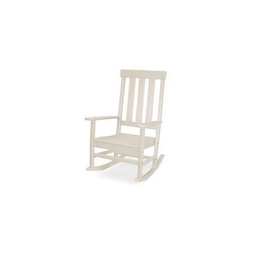 Polywood Furnishings - Prescott Porch Rocking Chair in Sand
