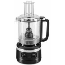 See Details - 9 Cup Food Processor - Black Matte
