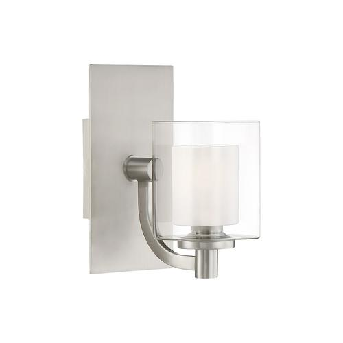 Quoizel - Kolt Wall Sconce in Brushed Nickel