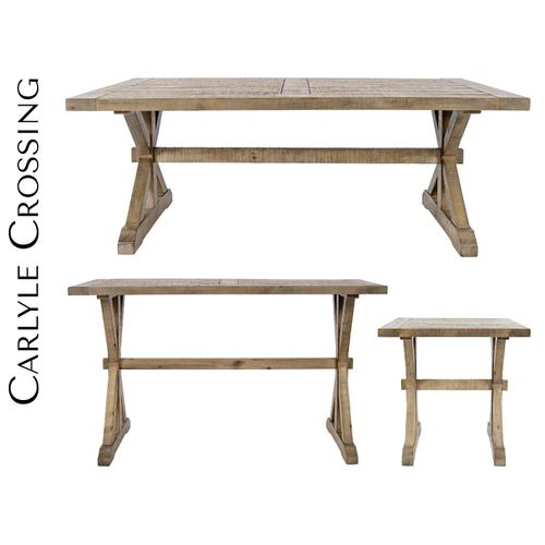 Carlyle Crossing Cocktail Table