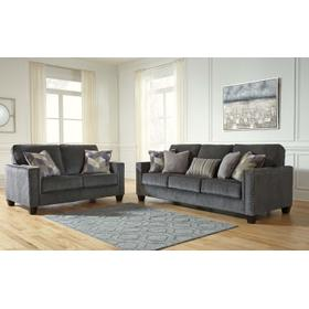 Gavril Sofa & Loveseat Smoke