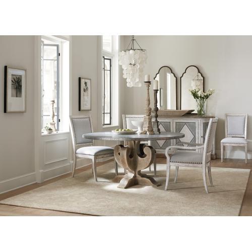 Hooker Furniture - Boheme Vitton Upholstered Arm Chair - 2 per carton/price ea