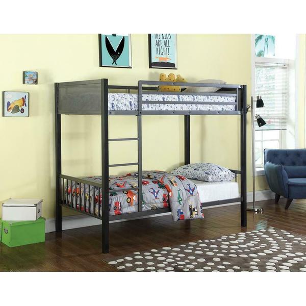 See Details - Twin / Twin Bunk Bed