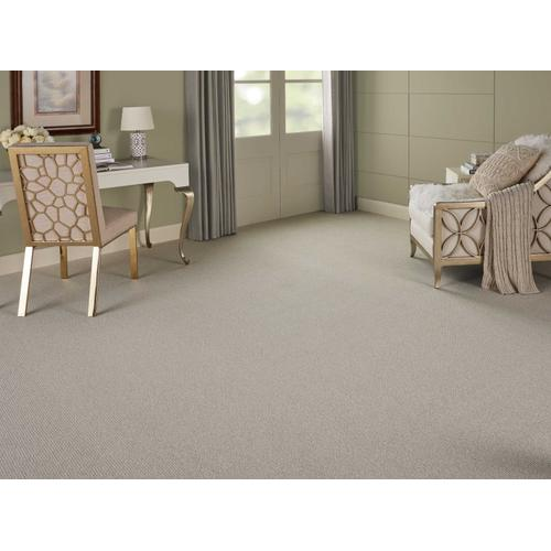 Elements Mesa Silt Ivory Broadloom Carpet