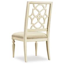 Dining Room Sandcastle Fretback Side Chair - 2 per carton/price ea