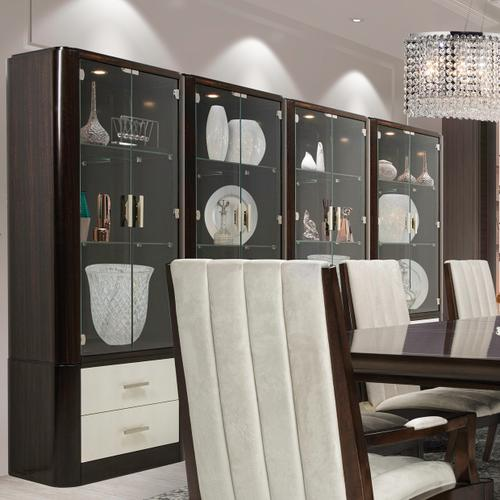 Gallery - Display Cabinet (2 Pc)