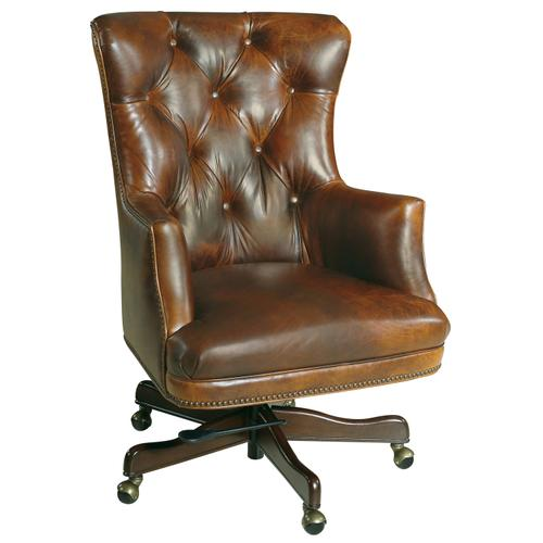 Hooker Furniture - Bradley Executive Swivel Tilt Chair