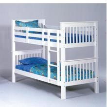 See Details - 3727  Sadler Twin over Twin Bunk Bed - White