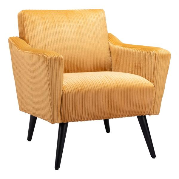 See Details - Bastille Accent Chair Yellow