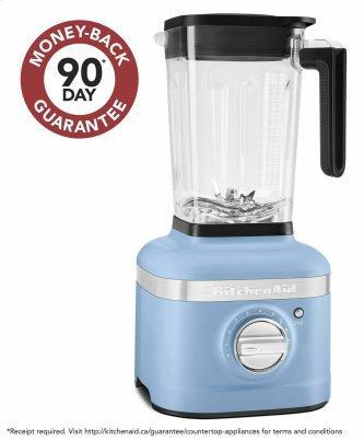 KitchenAid™ K400 Blender - Blue Velvet
