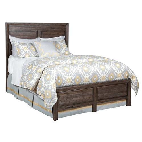Montreat Queen Panel Bed