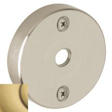 Satin Brass and Brown 0421 Emergency Release Trim
