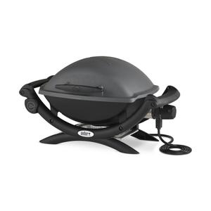 Weber Q™ 1400™ Electric Grill - Dark Gray