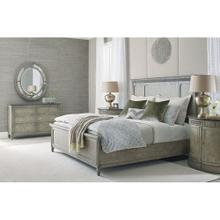 Savona King Katrine Panel Bed