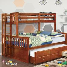 University Twin XL/Queen Bunk Bed