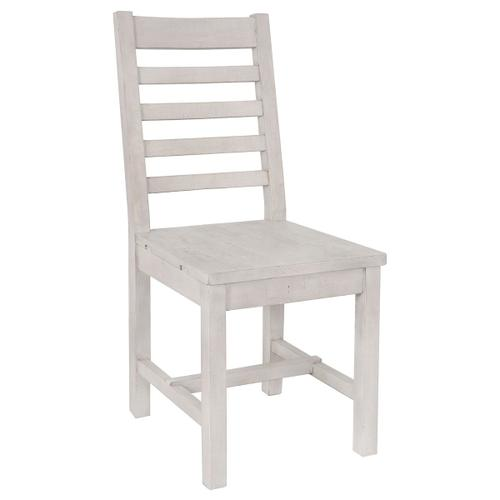 Classic Home - Caleb Dining Chair Antique Ivory