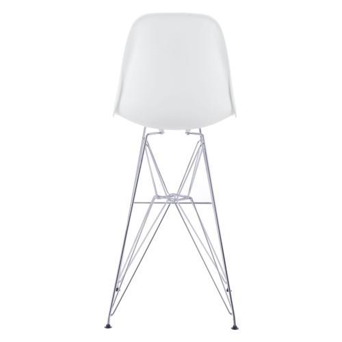 Zuo Modern - Zip Bar Chair White