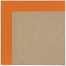 "Creative Concepts-Sisal Canvas Tangerine - Rectangle - 24"" x 36"""