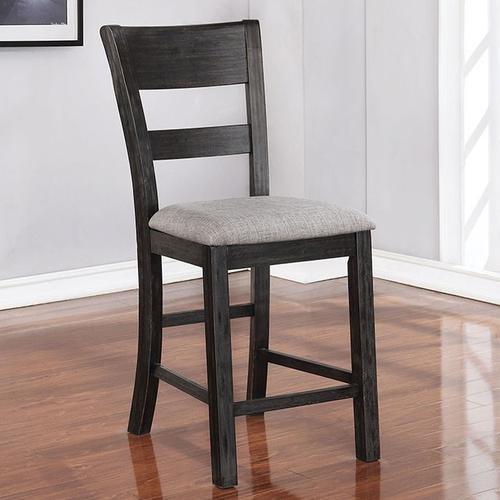 Sania Counter Ht. Side Chair (2/Ctn)