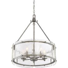 View Product - Fortress Pendant in Mottled Silver