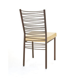 See Details - Crescent Chair (cushion)
