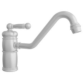 Stainless Steel - PVD Single Handle Kitchen Faucet