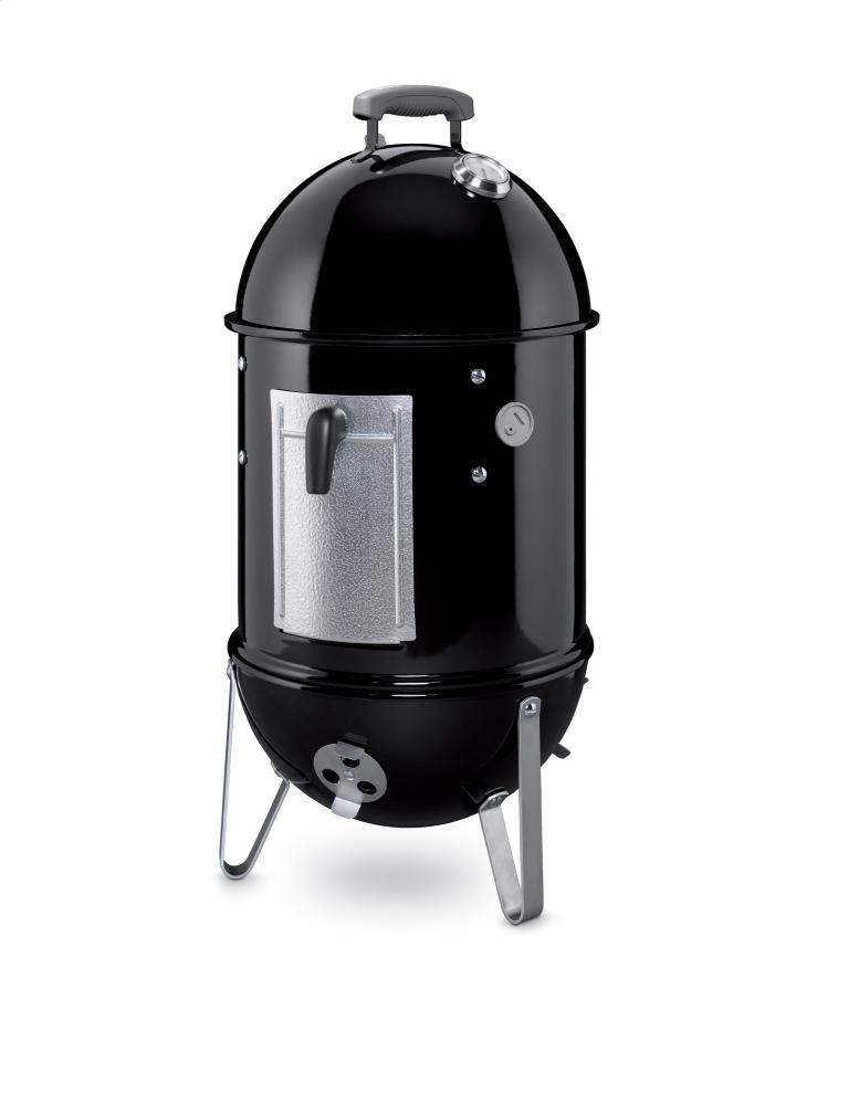SMOKEY MOUNTAIN COOKER™ SMOKER - 14 INCH BLACK Photo #1