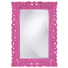See Details - Barcelona Mirror - Glossy Hot Pink