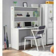 ACME Cargo Desk & Hutch - 37887 - White