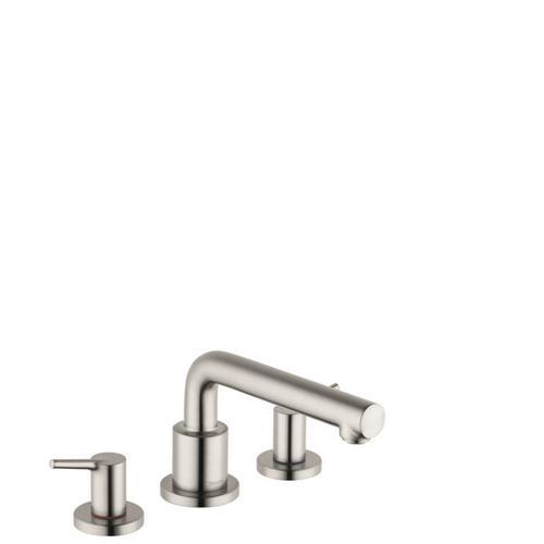 Brushed Nickel 3-Hole Roman Tub Set Trim