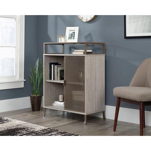 Sauder - Accent Storage Cabinet with Sliding Door