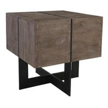 "22"" Square End Table"